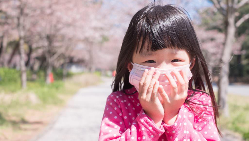 花粉 症 子供