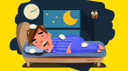 熟睡したいのにうなされる… 原因と対処法はあるの?